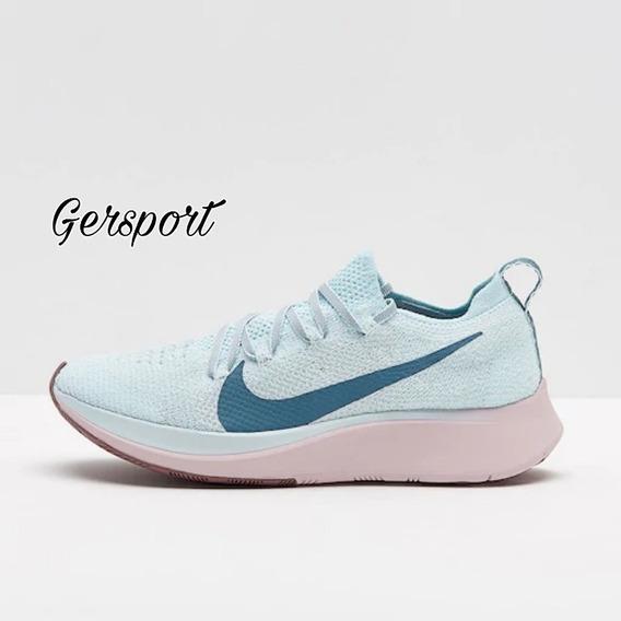 Zapatillas Nike Zoom Fly Flyknit Mujer. (us 7.5).