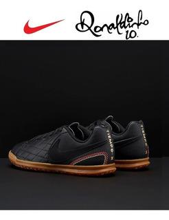 Zapatillas Nike Para Niños Ronaldinho Para Losa Nuevas Origi