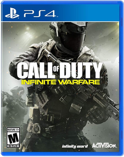 Call Of Duty Infinite Warfare / Juego Físico / Ps4
