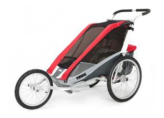 Thule Chariot Cougar Para 1 Niño Con Kit De Paseo