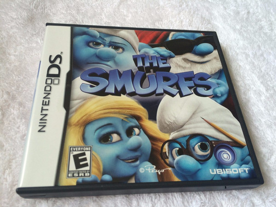 The Smurfs (nintendo Ds, 2004)