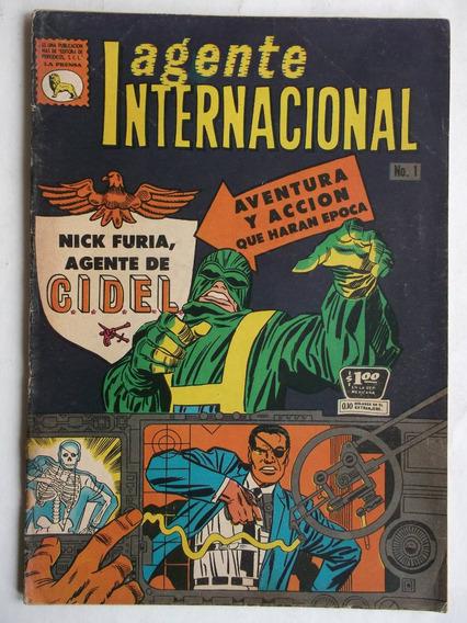 Agente Internacional # 1 La Prensa Mayo 1966