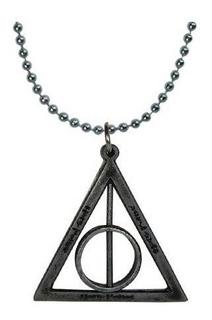 Harry Dije Potter Collar Reliquias Muerte Voldemort Si Gira!