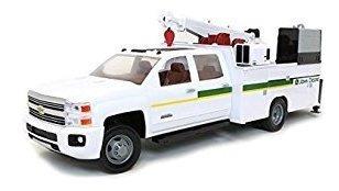 Imagen 1 de 6 de John Deere 1/16 Big Farm Chevy 3500 Service Truck