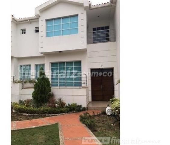 Arriendo Casa En Villa Santos - Código 4806344