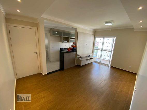 Apartamento Com 3 Dorms, Jardim Urano, São José Do Rio Preto - V6425