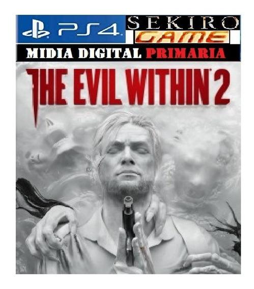The Evil Within 2 Ps4 Original 1 Português Envio Imediato