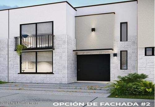Imagen 1 de 10 de Pre-venta En Moderno Desarrollo, Casa Con Recámara En Planta Baja Jf