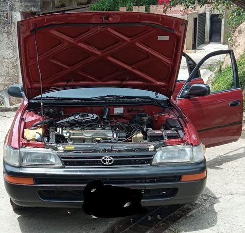 Imagen 1 de 9 de Toyota Corolla Sedan Baby Canrry
