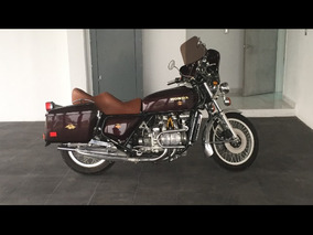 Honda Goldwing Gl1000 1976