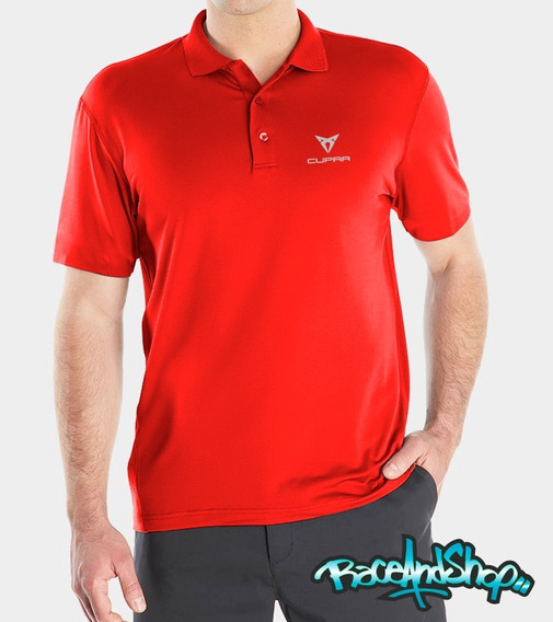 Playera Premium Tipo Polo Dryfit Envio Gratis!! Cupra Nuevo!