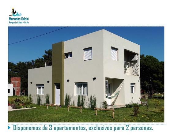 Casa En Alquiler En La Caleta (e/ Mar Del Plata Y Gesell)