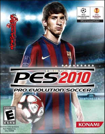 Pro Evolution Soccer 2010 - Pc Mídia Digital