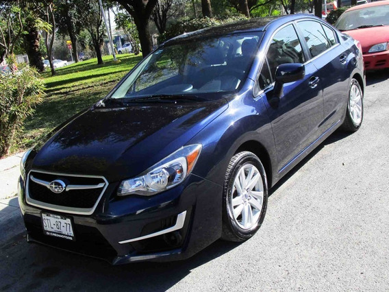 Subaru Impreza 2.0 2016 Color Azul