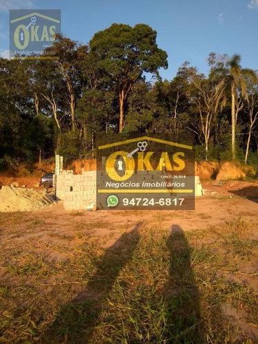 Imagem 1 de 30 de Chácara À Venda, 1000 M² Por R$ 130.000,00 - Chácara Nossa Senhora Aparecida Ii - Suzano/sp - Ch0036