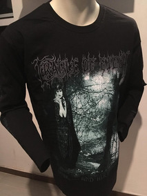Cradle Of Filth Dusk And Her Embrace T-shirt Long Sleeve