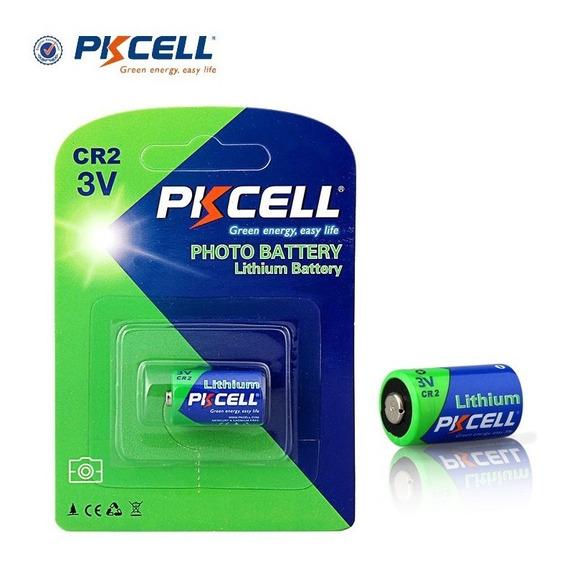 Pilha Cr2 Piscell 3v.