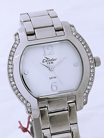 Relógio Condor Feminino Mostruário Kw26541b