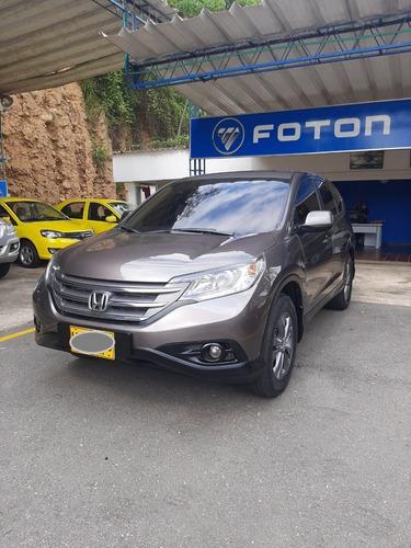 Honda Cr V 2.4 Lx, Traccion 4x2, Automatica