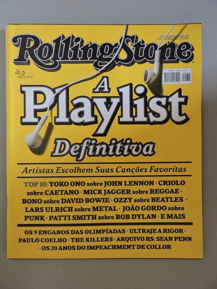 Revista Rolling Stone 72-rita Lee,raul Seixas,ultraje,madona