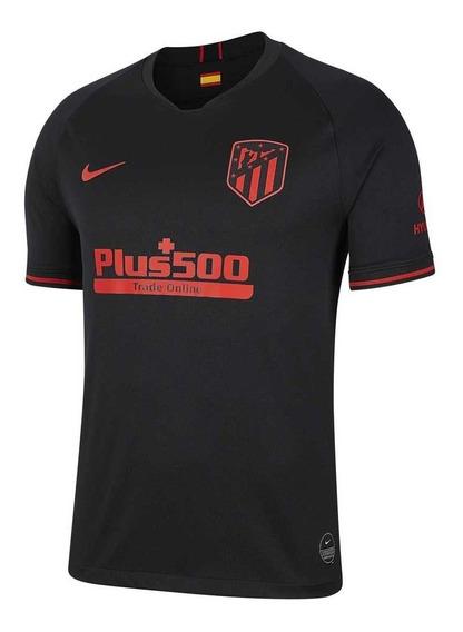 Camisa Linda Do Atlético Madrid 2019 Oficial Preço Baixo D+