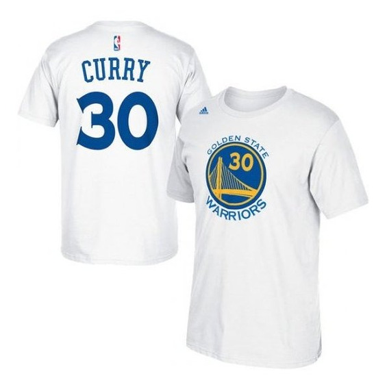 Golden State Warrios Camisetas adidas Originales