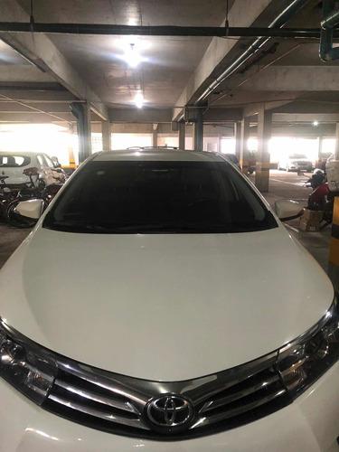 Imagem 1 de 4 de Toyota Corolla 2017 2.0 16v Xei Flex Multi-drive S 4p