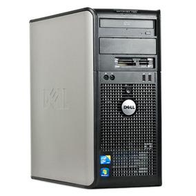 Dell Optiplex 780 Torre Dual Core E5300 Hd 160 Gb