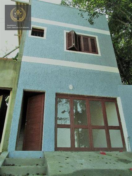 Sobrado Para Alugar, 84 M² Por R$ 1.100,00/mês - Centro - Viamão/rs - So0038