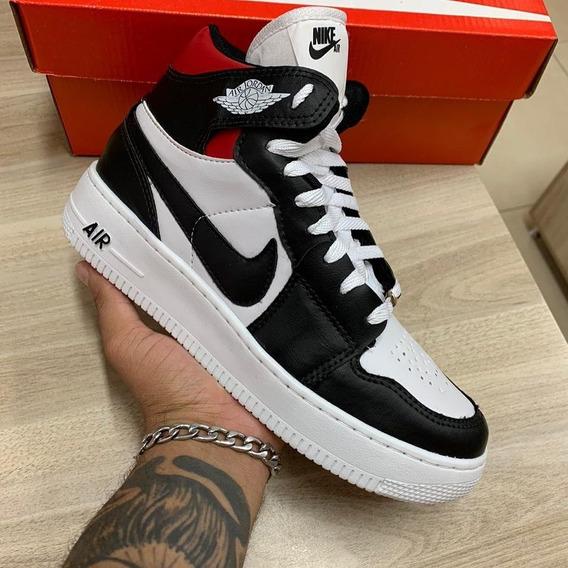 Tênis Bota Nike Air Jordan