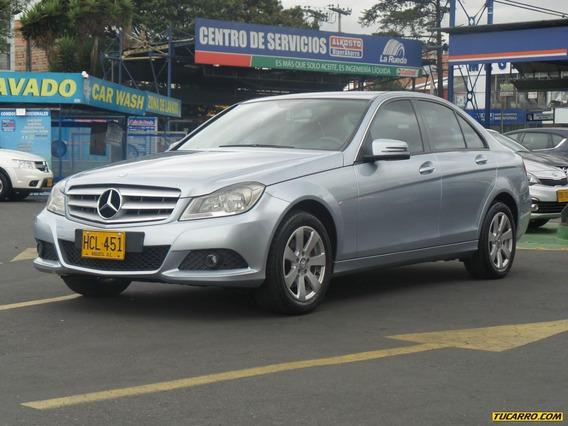Mercedes Benz Clase C 180 Cgi Mt 1600 Aa Ab