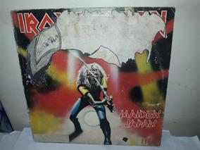 Lp Iron Maiden Maiden Japan 1981 Ne