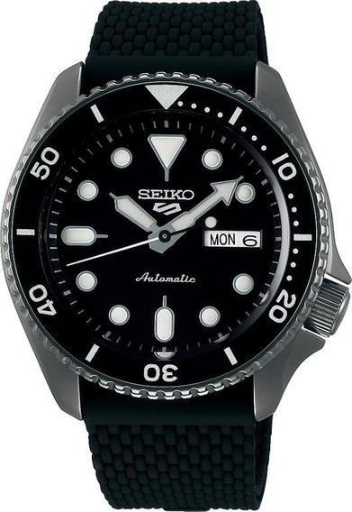 Reloj Seiko 5 Sports Srpd65k2 Caballero