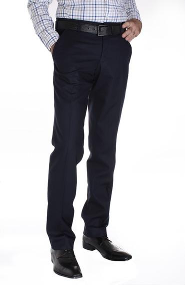 Pantalon Vestir Invierno Semi Chupin Jean Cartier