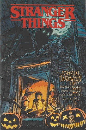 Imagen 1 de 10 de Stranger Things: Especial Halloween