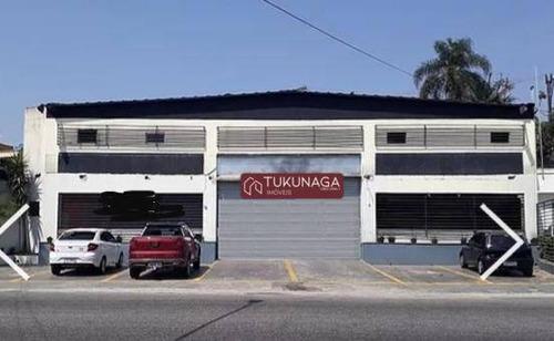 Galpão Para Alugar, 514 M² Por R$ 12.000,00/mês - Vila Nova Mazzei - São Paulo/sp - Ga0083