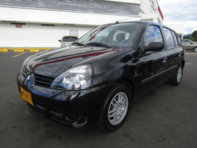 Renault Clio Campus Hard Rock Mt 1200cc Aa