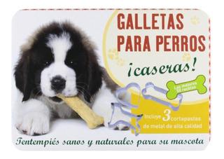 Galletas Para Perros-lata Con Recetas Y Accesorios