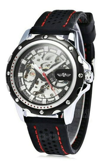 Promoção Relógio Masculino Automático Original Mecânico