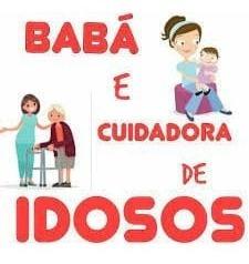 Imagem 1 de 3 de Cuidador De Idosos/ Babá