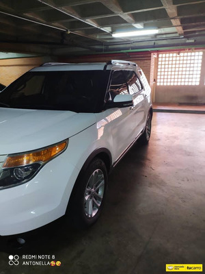 Ford Explorer Limited 4x4 Blindada