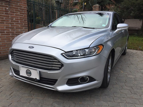 Ford Fusion 2.5 Aut