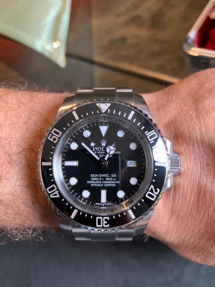 Rolex Deepsea Sea Dweller - 44 Mm - Completo