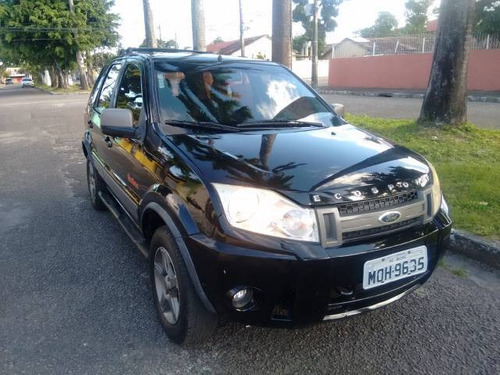 Ford Ecosport 2009 1.6 Xls Flex 5p 101 Hp