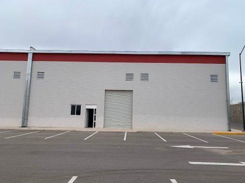 Excelente Bodega Nueva En Complejo Industrial Chihuahua Con Caseta De Vigilancia.