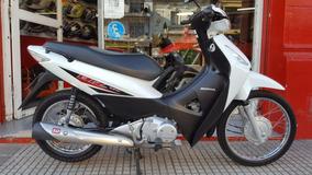 Honda Biz 125 2014 Excelente! Permuto Solo En Supply Bikes!!