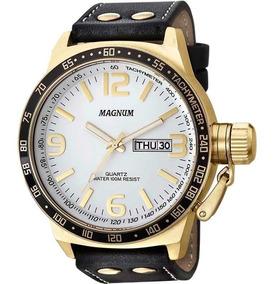 Relógio Magnum Masculino Original Garantia Nota Ma31542b