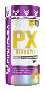 Px Diuretix 80 Caps - Finaflex