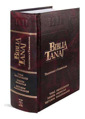Imagen 1 de 6 de La Biblia Hebrea Completa - Tanaj Judio - Nueva Edicion