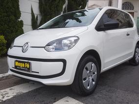Volkswagen Up! 1.0 Take 3p 2016 Branco Completo